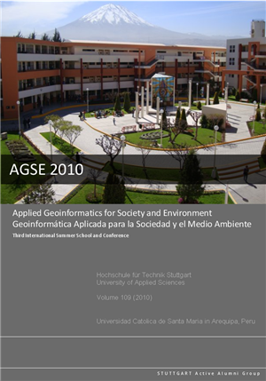 AGSE Proceedings Frontpage